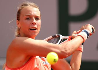 Defending champion Kontaveit stunned in Rosmalen