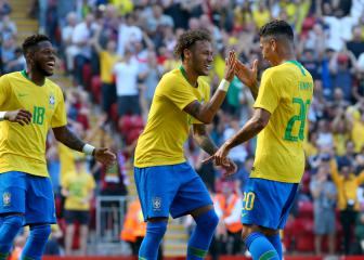 Brazil favourites, Japan have better chance than England - Opta Predictor