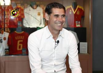 Fernando Hierro to take over as Spain coach for World Cup