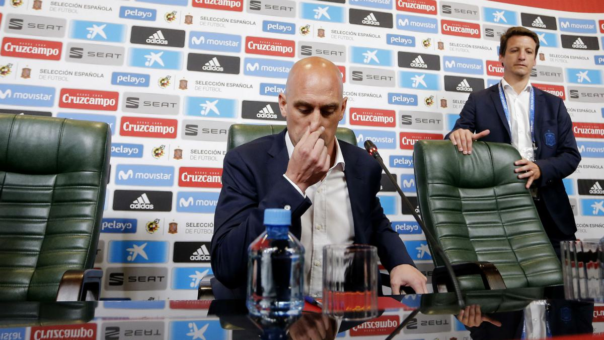 Spain sack Lopetegui and other World Cup implosions