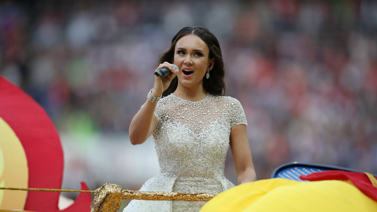 World Cup 2018 Opening Ceremony: artists, times and information