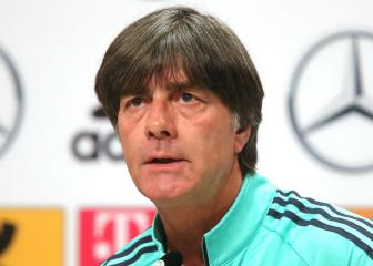 Joachim Löw shocked by Spain's Lopetegui 'bombshell'