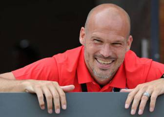 Freddie Ljungberg returns to Arsenal as Under-23 head coach