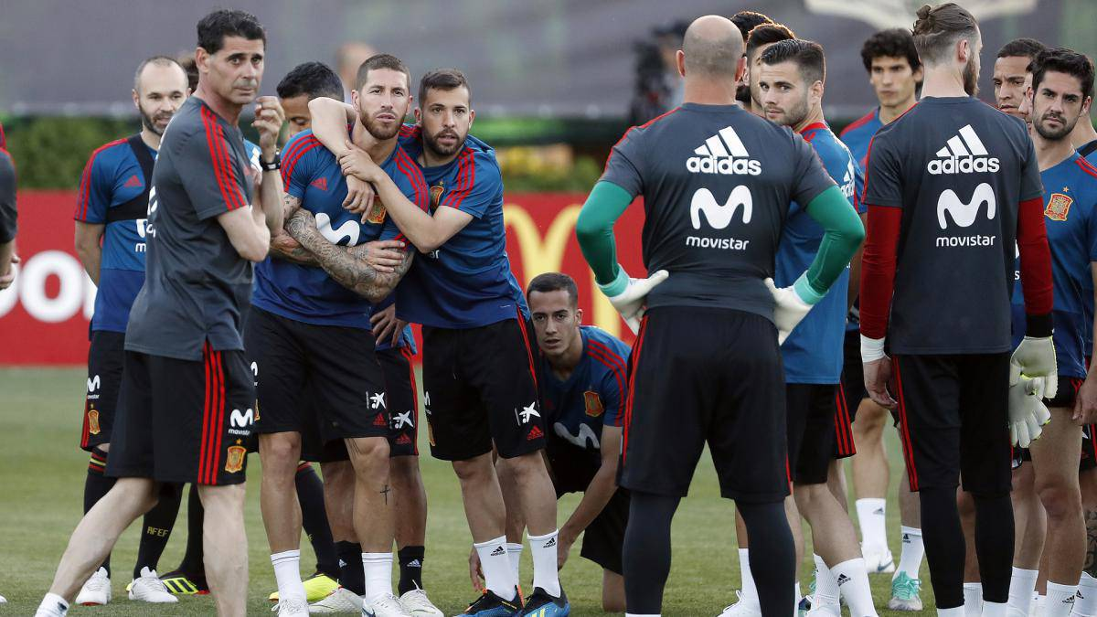 Rubiales: There's no mutiny after Spain's Lopetegui sacking