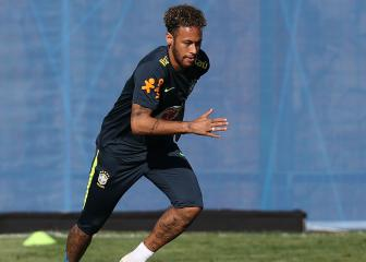 World Cup can be the making of Neymar, insists Zanetti