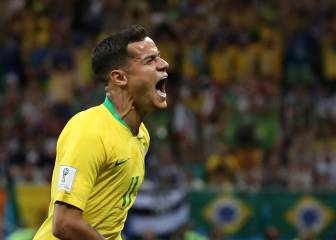 World Cup 2018 Golden Boot: Coutinho makes his mark