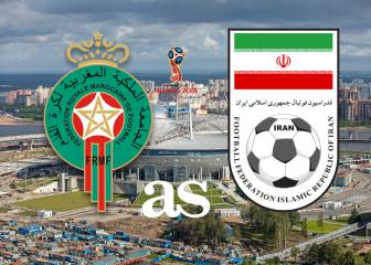 Morocco vs Iran: how and where to watch