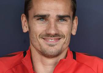 Griezmann announces his decision to stay with Atlético