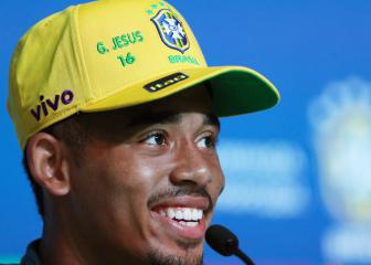 Brazil star Jesus not focused on Golden Boot