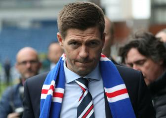 Gerrard handed tough start with Rangers