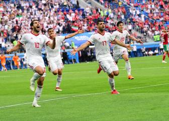 Late own goal helps Iran see off Morocco