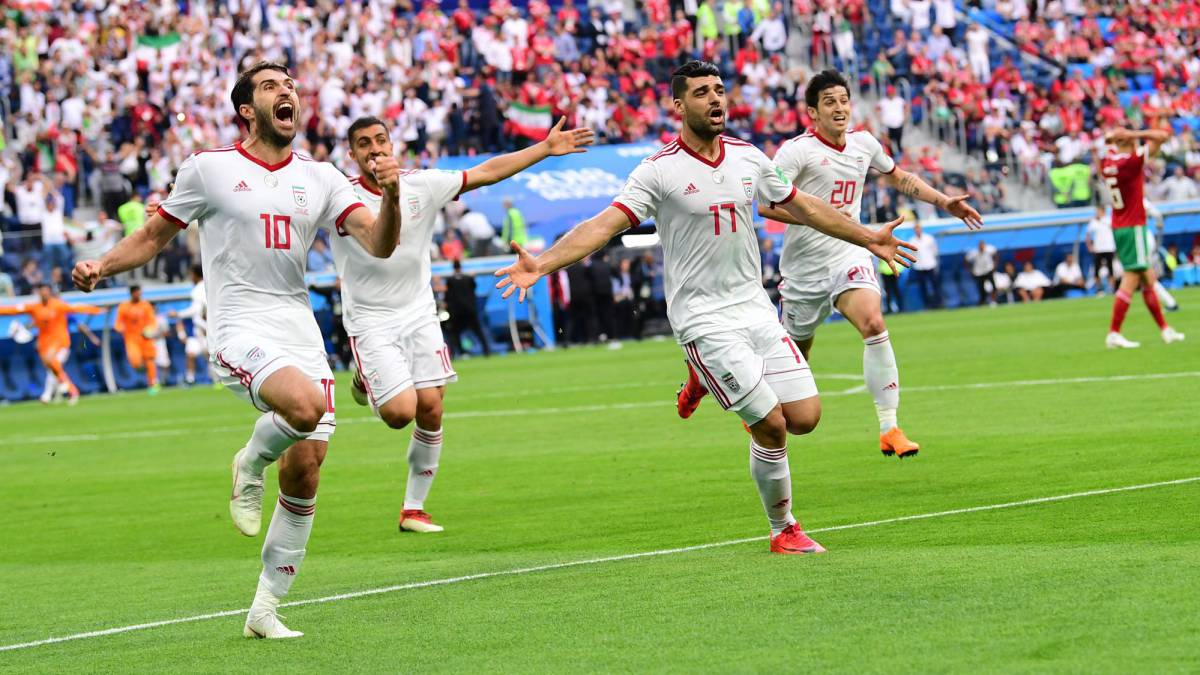 Morocco 0-1 Iran World Cup Group B: match report
