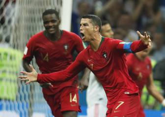 Thriller in Sochi as Ronaldo nicks draw for Portugal