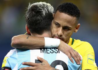 Neymar: I'm the best player in the world - Ronaldo and Messi are from another planet