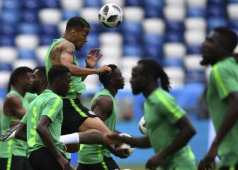 Croatia vs Nigeria: how and where to watch