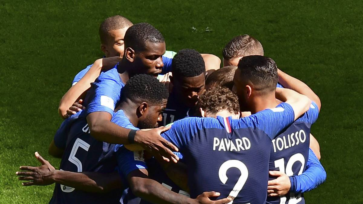 France vs Australia, live online, World Cup 2018 Group C