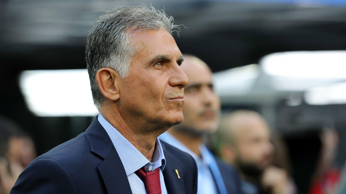 Iran players hoping Queiroz new contract can be agreed