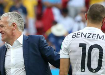 Benzema should be at World Cup, not Deschamps - Zlatan
