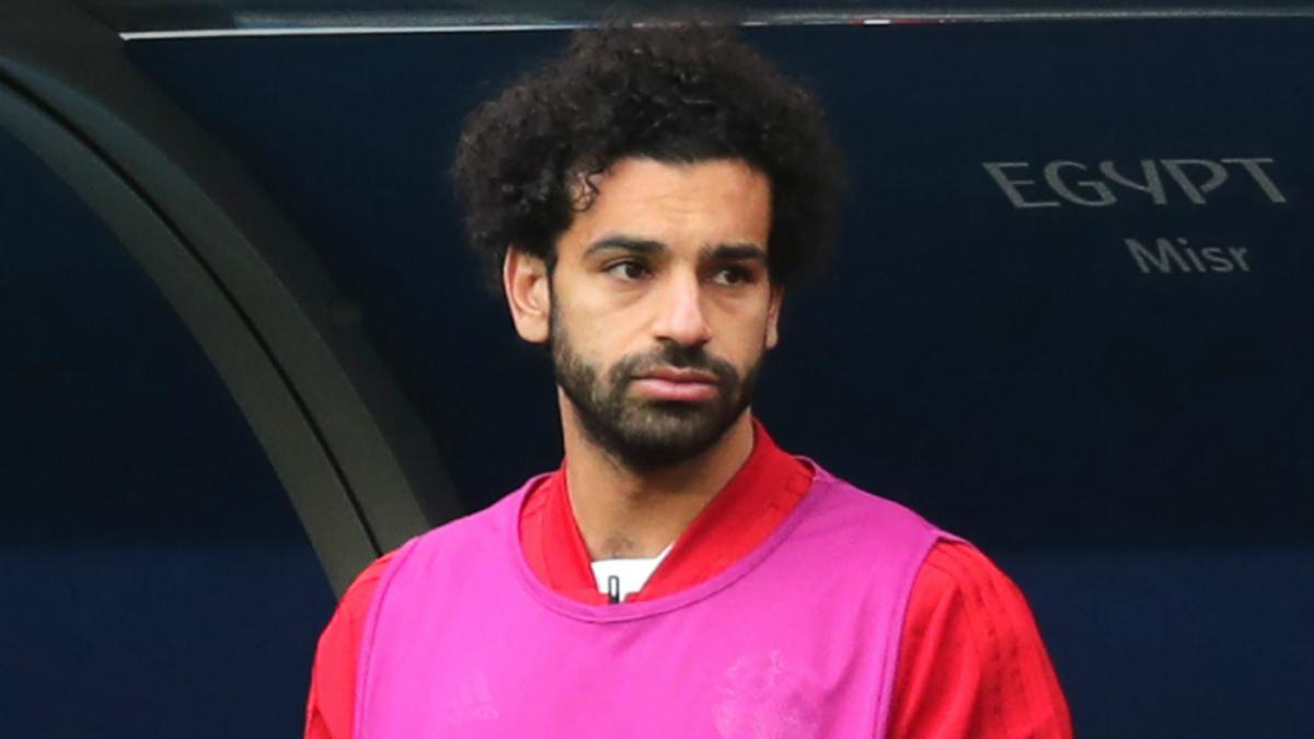 Salah declared fit to face Russia