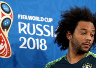 From beach football to Brazil captain, Marcelo living the dream