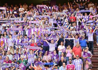 Real Valladolid promoted to Primera División