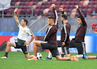 Germany vs Mexico: how and where to watch