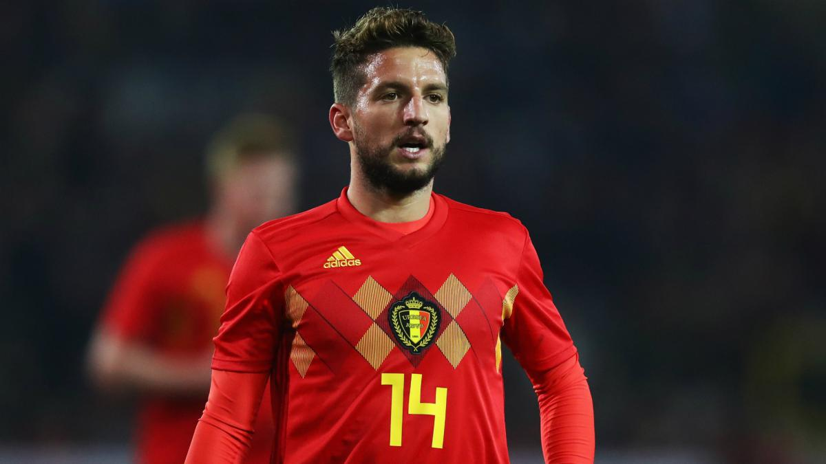 Belgium v Panama: Red Devils among World Cup favourites, says Mertens