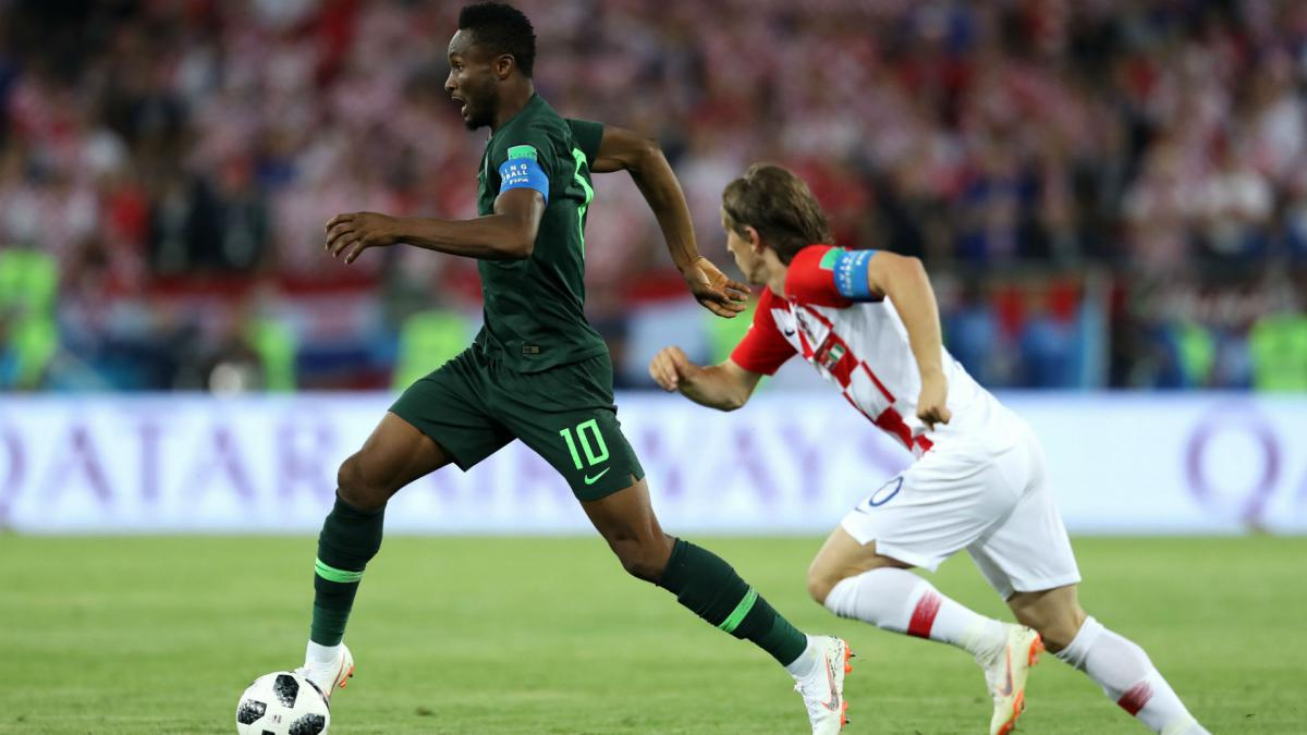 Nigeria must return to the drawing board after Croatia defeat - Mikel