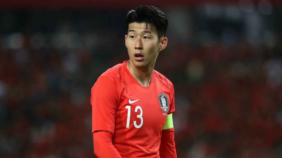 South Korea swapping kit numbers to confuse Sweden