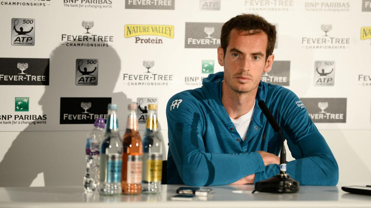 Andy Murray\'s expectations \