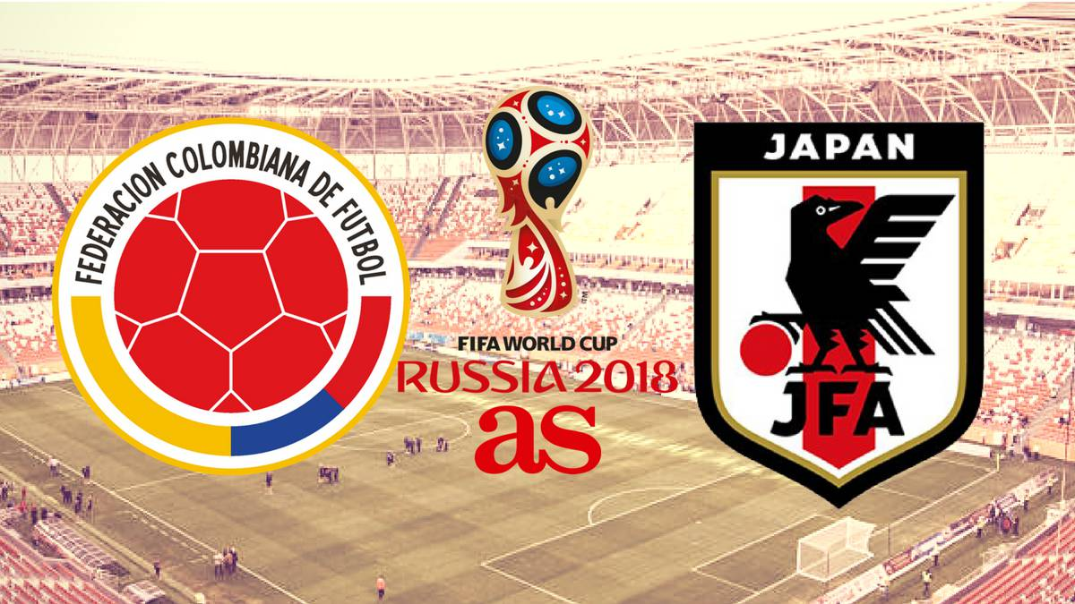 Colombia - Japan: how and where to watch: times, TV, online