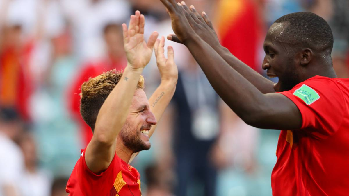 Belgium 3-0 Panama, World Cup 2018, Group G: Easy win for Belgium