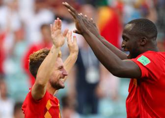 Lukaku and Belgium too much for Panama