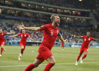Kane heads England to all three points in World Cup opener