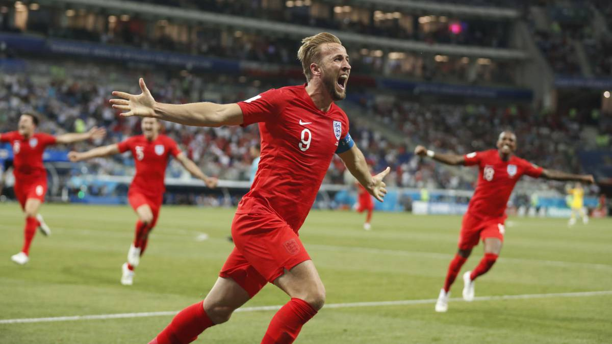 Tunisia 1-2 England World Cup Russia 2018: match report