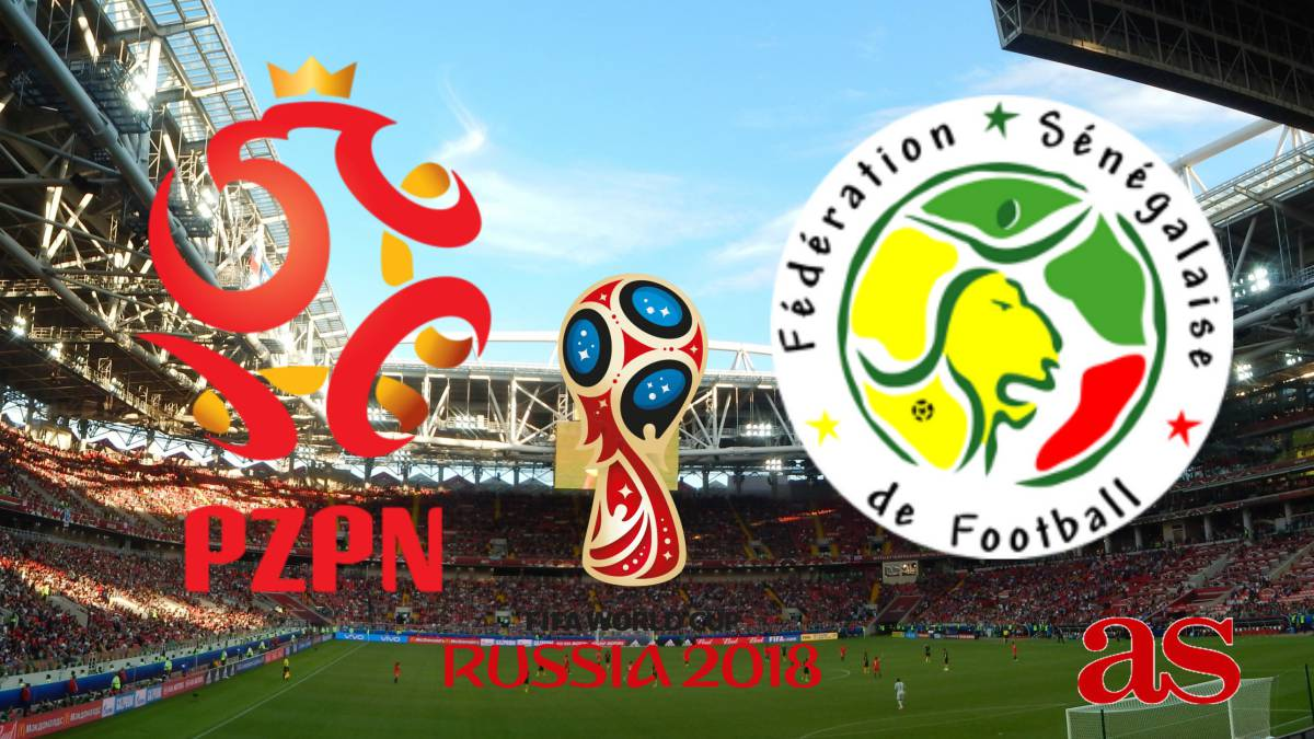 Poland - Senegal World Cup 2018: how and where to watch