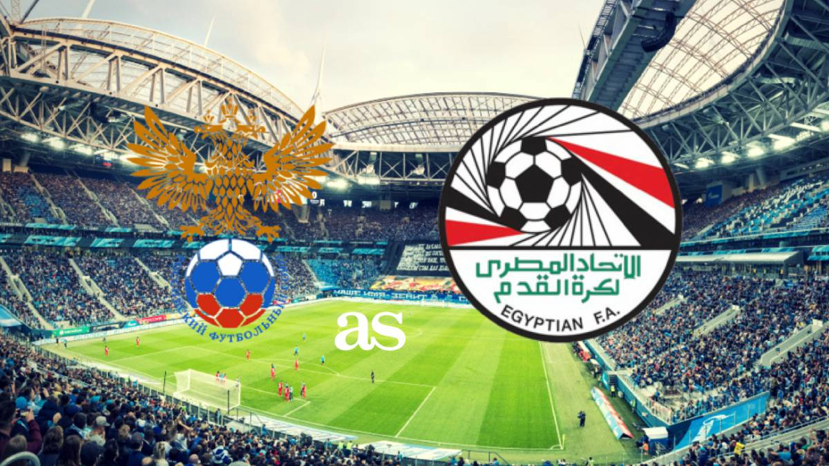Russia - Egypt: how and where to watch: times, TV, online