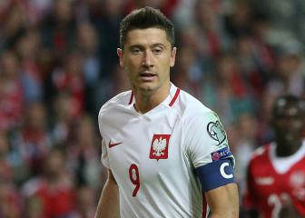 Lewandowski sets an example - Nawalka talks up Poland star