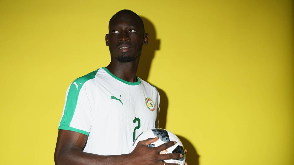 Senegal defender Saliou Ciss ruled out of World Cup with an ankle injury