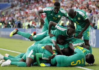 Senegal hit the ground running after seeing off Poland 2-1