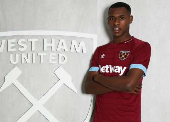 West Ham land club-record Diop signing