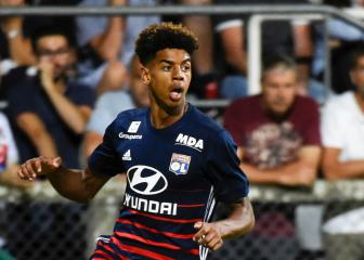 Monaco complete €20m move for Lyon teenager Geubbels