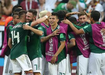 Mexico style in Germany win surprised Arena