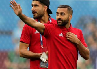 Iran's Cheshmi ruled out of World Cup after training injury