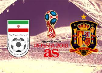 Iran - Spain: how and where to watch