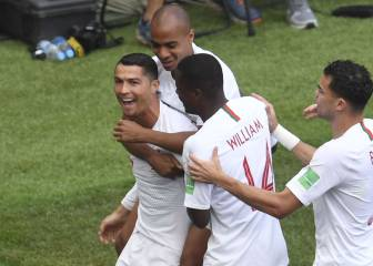 Portugal hang on for slim win over courageous Morocco