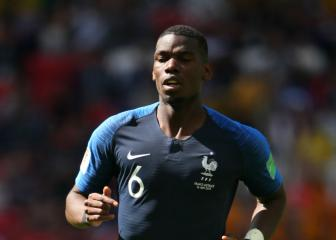 Pogba not bitter towards media despite attacks, says Varane