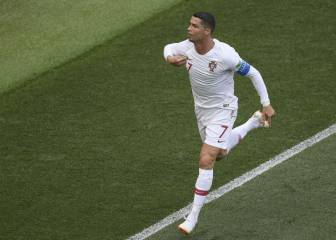 Cristiano becomes Europe's top scoring international