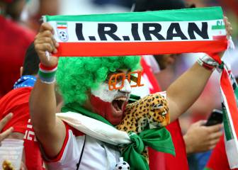 Iran vs Spain: Underway in Kazan