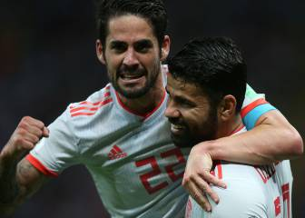 Costa goal sees Spain edge past Iran for vital win